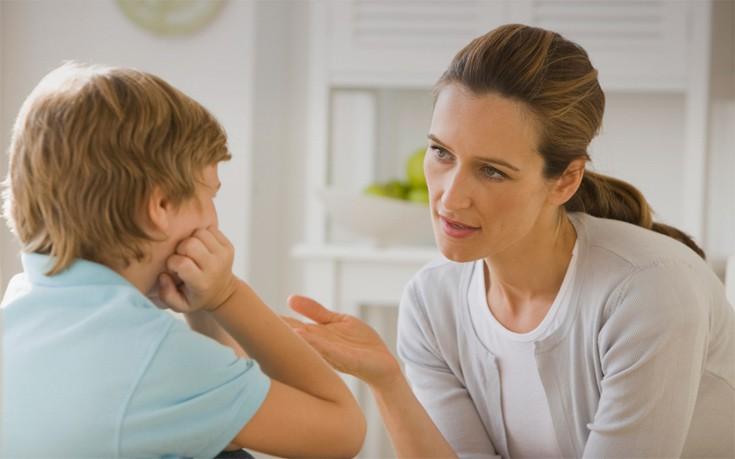 Όταν το παιδί ανακαλύπτει τα όρια των γονιών του