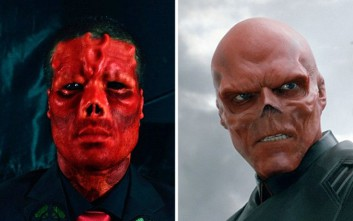 Ξόδεψε 36.000 ευρώ για να μοιάσει με τον Red Skull της Marvel