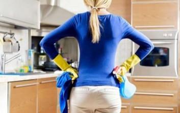 Τρία «μυστικά» κόλπα για πιο εύκολο καθάρισμα
