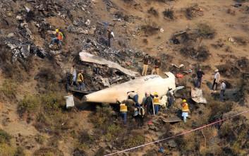 Δώδεκα νεκροί από τη συντριβή αεροσκάφους στην Κολομβία