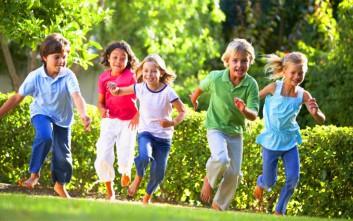 Σημαντικά οφέλη στη σωματική υγεία των παιδιών με ελάχιστη άσκηση