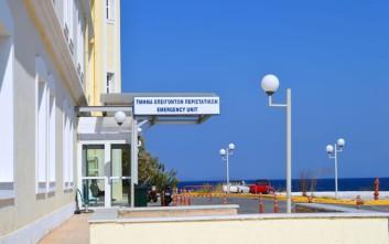 Νεαρός Σύρος στο νοσοκομείο Χίου με τραύματα από μαχαίρι