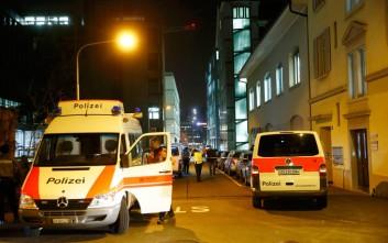 Νεκρός ο δράστης της επίθεσης στη Ζυρίχη
