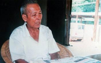 O βουδιστής μοναχός που όλοι τον ήξεραν ως «Χασάπη»