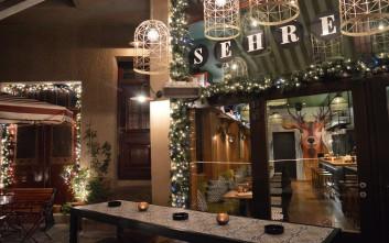 Μπήκαμε στον ανανεωμένο εκπληκτικό χώρο του πολυσυζητημένου Sehre στην Αράχωβα
