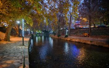 Το γραφικό ποτάμι των Τρικάλων