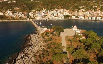 Η πόλη με το νησί που στέγασε τον έρωτα του Πάρι και της ωραίας Ελένης