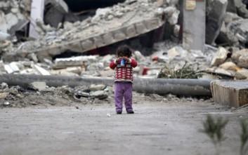 Το 2016 η χειρότερη χρονιά για τα παιδιά στη Συρία