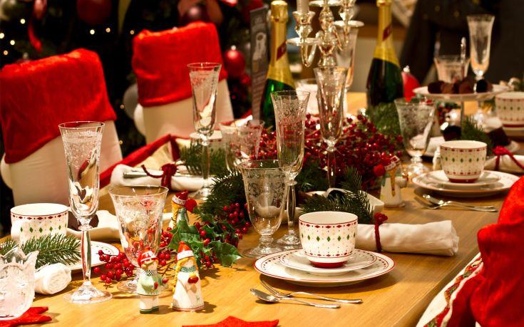 Η σωστή διατροφή μέχρι το εορταστικό τραπέζι της Πρωτοχρονιάς