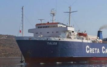 Τα δρομολόγια του πλοίου Τάλως θα εκτελούνται από το Νέαρχος