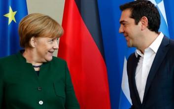Ιδιότυπη συμμαχία Αθήνας– Βερολίνου με φόντο το Brexit