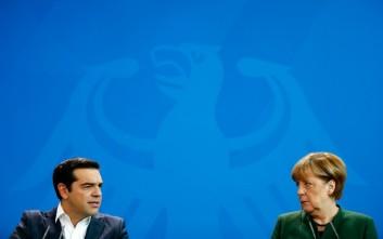 «Η Μέρκελ σε δύσκολη αποστολή στην Αθήνα»