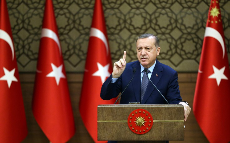 Handelsblatt: Ο Ερντογάν θα πρέπει να ξέρει πού είναι τα όρια