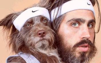 Όταν άνθρωπος και σκύλος γίνονται ένα