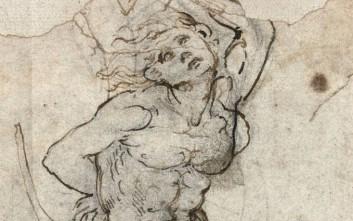 Το σπάνιο σκίτσο 530 ετών του Λεονάρντο ντα Βίντσι