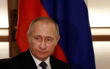 Παρέμβαση Πούτιν για διάλογο των μυστικών υπηρεσιών ΗΠΑ-Ρωσίας