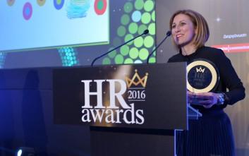 Πολλαπλές διακρίσεις για τη Mercedes στα HR Awards