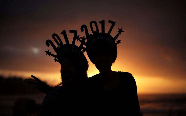 Το 2017 στην Ελλάδα και στον κόσμο