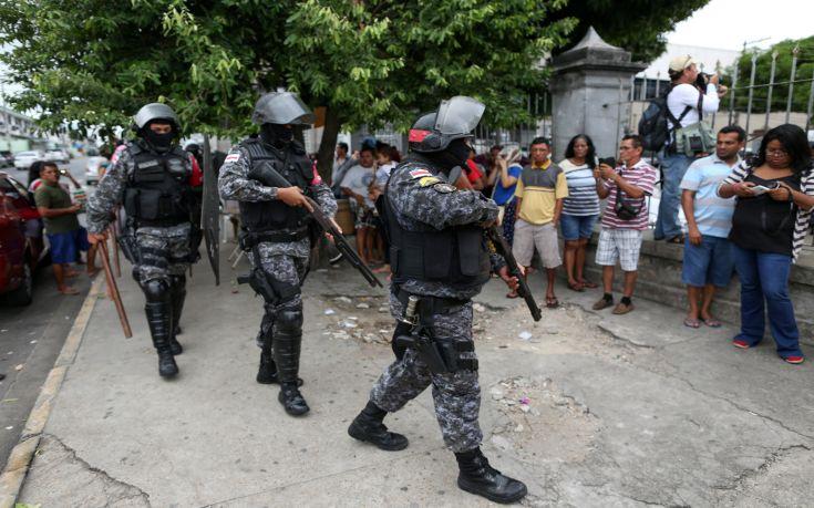Αιματηρή εξέγερση σε φυλακή της Βραζιλίας