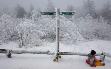 Ο Καλλιάνος βλέπει «βίαιη επιδείνωση του καιρού και σχεδόν πανελλαδικό χιονιά»