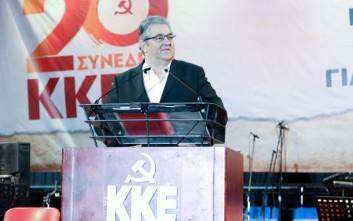 Κουτσούμπας: Τα ψέματα του ΣΥΡΙΖΑ δεν έχουν προηγούμενο, κάνει τη βρώμικη δουλειά