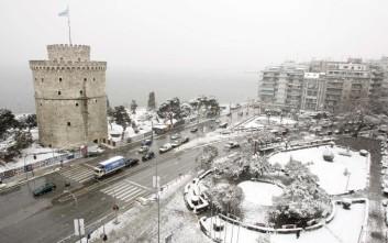 Σοβαρές πιθανότητες για λευκά Θεοφάνια στη Βόρεια Ελλάδα