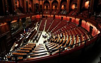 Σήμερα η κρίσιμη ομιλία του Κόντε στο ιταλικό κοινοβούλιο