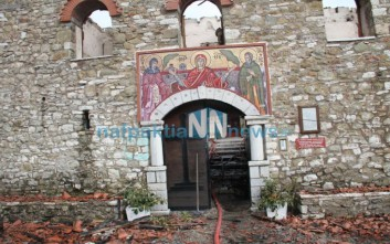 Η επόμενη μέρα στην Μονή Βαρνάκοβας