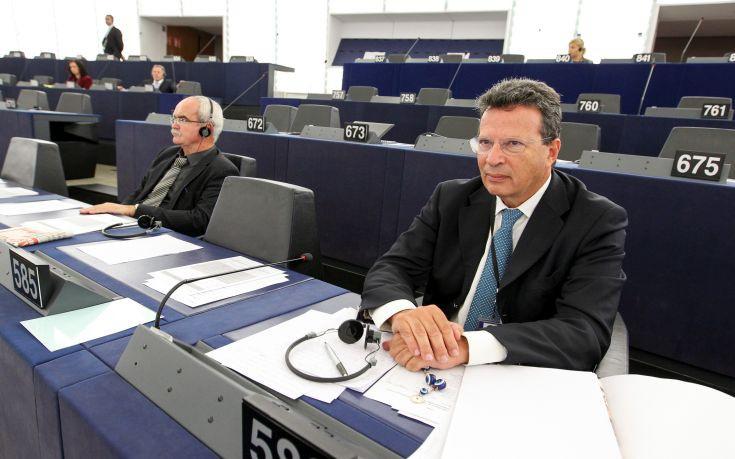 Κύρτσος: Δεν υπάρχει πια η συμμαχία Κεντροδεξιάς – Κεντροαριστεράς στο Ευρωκοινοβούλιο