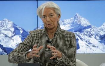 ΕΚΤ: Η Ευρωζώνη χρειάζεται να ενισχύσει την εγχώρια ζήτηση