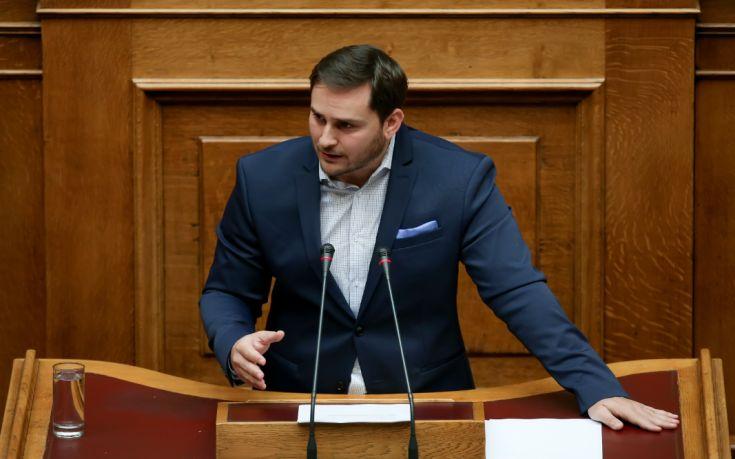 Μάριος Γεωργιάδης: Η κυβέρνηση δίνει τα πάντα στους δανειστές για να κρατηθεί στην εξουσία