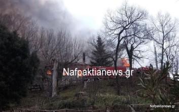 Καταστράφηκε αρχείο 1.000 ετών στη Μονή Βαρνάκοβας