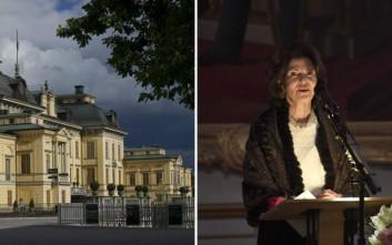 Η βασίλισσα της Σουηδίας λέει πως το παλάτι της είναι… στοιχειωμένο