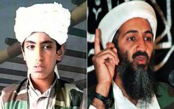 Στους «διεθνείς τρομοκρατές» πρόσθεσαν οι ΗΠΑ τον μεγάλο γιο του Μπιν Λάντεν