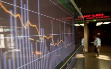 Ισχυρές απώλειες στο χρηματιστήριο