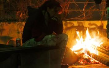 Σε 24ωρη λειτουργία από σήμερα λόγω ψύχους το καταφύγιο αστέγων στα Χανιά