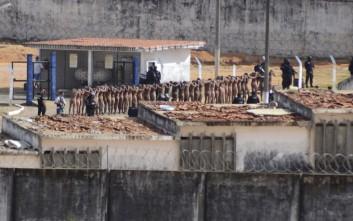 Ο τραγικός απολογισμός των ταραχών σε φυλακή της Βραζιλίας μετρά 27 νεκρούς
