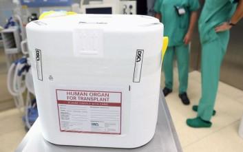 Ενθαρρυντικά στοιχεία για τη δωρεά οργάνων στην Ελλάδα, παρά την «ουρά» στην Ευρώπη