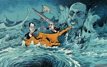Economist: H Kύπρος θα επανενωθεί, αν το επιτρέψει ο Ερντογάν