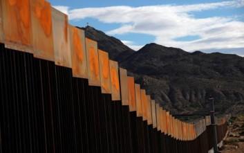 μεξικό τείχος