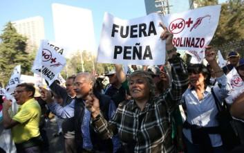 Ταραχές στο Μεξικό με νεκρό αστυνομικό