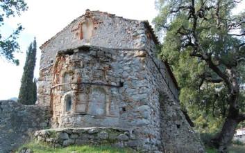 Βυζαντινό μνημείο στη Λακωνία αναζητά επειγόντως διάσωση