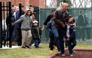 Η πρώτη δήλωση του Ομπάμα ως… πολίτη