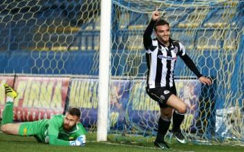 Σημαντικό διπλό ο ΠΑΟΚ στο Αγρίνιο 0-1 τον Παναιτωλικό