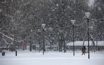 Έρχονται χιόνια, παγετός και πτώση της θερμοκρασίας