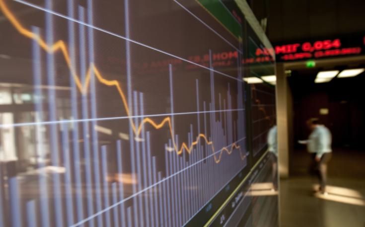 Η καθυστέρηση της αξιολόγησης ρίχνει το χρηματιστήριο