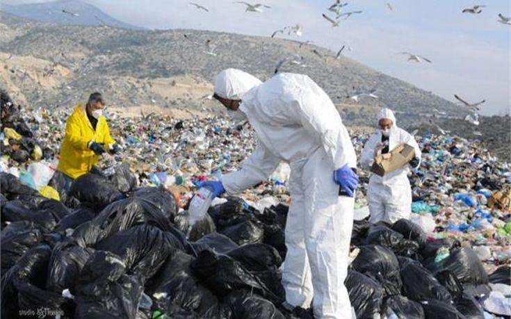 Ραδιενεργά απόβλητα στο ΧΥΤΑ Φυλής
