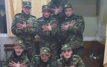 Η επιχείρηση «Ερυθρόμαυρη Συμμαχία» πίσω από τις εικόνες με τον αλβανικό αετό