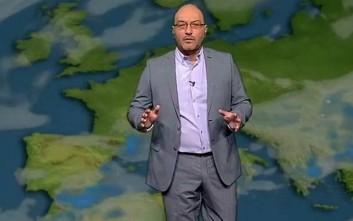 Ο Σάκης Αρναούτογλου αναμένει πτώση της θερμοκρασίας και νέο γύρο... «καιρικού παροξυσμού»