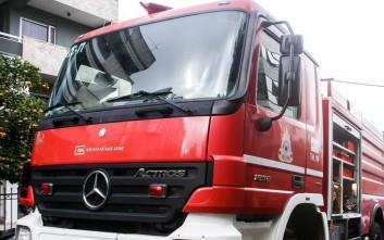 ΕΔΕ για τον τραυματισμό πυροσβεστών σε φωτιά στη Μυτιλήνη